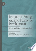 Lessons on Foreign Aid and Economic Development