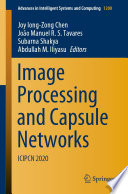 Image Processing and Capsule Networks