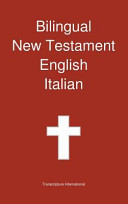 Bilingual New Testament, English - Italian