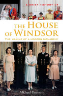 A Brief History of the House of Windsor Pdf/ePub eBook