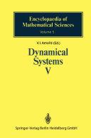 Dynamical Systems V