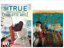 The True Confessions of Charlotte Doyle / Meet the Pirates Paired Set