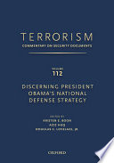 Discerning President Obama S National Security Strategy Book PDF
