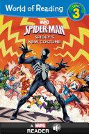 World of Reading Spider-Man: Spidey's New Costume