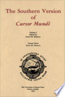 The Southern Version Of Cursor Mundi Vol I Lines 1 9228 Book PDF
