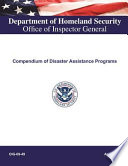 Compendium of Disaster Assistance Programs