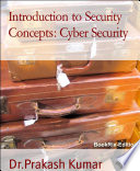 Introduction to Security Concepts  Cyber Security