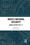 India's National Security Pdf/ePub eBook