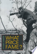 What Price Fame  Book