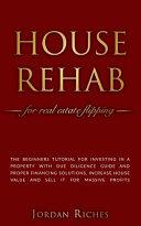House Rehab Book