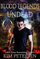 Blood Legends Undead Book