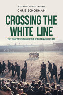 Crossing the White Line