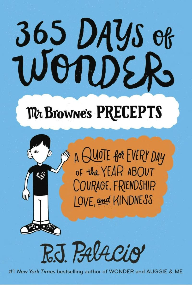 365 Days of Wonder  Mr  Browne s Precepts