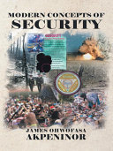 Modern Concepts of Security Pdf/ePub eBook