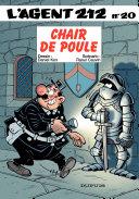 Pdf L'Agent 212 – tome 20 - CHAIR DE POULE Telecharger