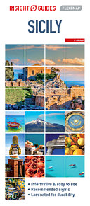 Insight Guides Flexi Map Sicilly