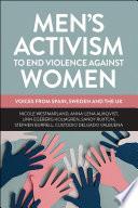 Men S Activism To End Violence Against Women