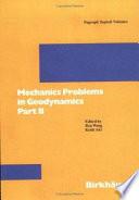 Mechanics Problems in Geodynamics Part II