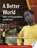 Books - Junior African Writers Series HIV/Aids Lvl C: A Better World | ISBN 9780435898816