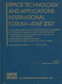 Space Technology and Applications International Forum 2007