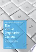 The Virtual Linguistics Campus