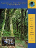 Communities and Forest Management in Western Europe
