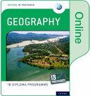 Oxford IB Diploma Programme  IB Prepared  Geography  Online