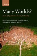 Many Worlds? [Pdf/ePub] eBook