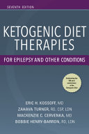 Ketogenic Diet Therapies for Epilepsy and Other Conditions Book