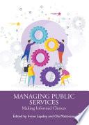 Managing Public Services