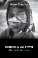 Democracy and Power Pdf/ePub eBook
