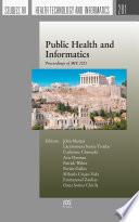 Public Health and Informatics Book