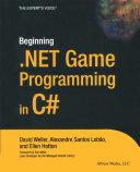 Beginning  NET Game Programming in C