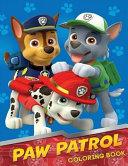 Paw Patrol Coloring Book Book PDF