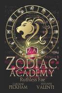 Zodiac Academy banner backdrop