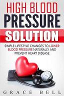 High Blood Pressure Solution Book