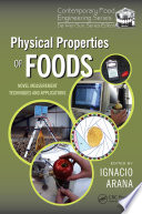 Physical Properties of Foods Book