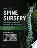 Benzel's Spine Surgery E-Book