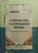 El bienestar social y la responsabilidad individual