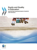 Pdf Equity and Quality in Education Supporting Disadvantaged Students and Schools Telecharger