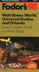 Walt Disney World, Universal Studios and Orlando '98