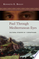 Paul Through Mediterranean Eyes Book PDF