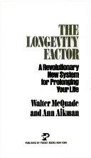 The Longevity Factor Book