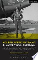 Modern American Drama  Playwriting in the 1940s