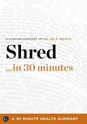 Shred In 30 Minutes