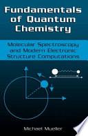 Fundamentals of Quantum Chemistry
