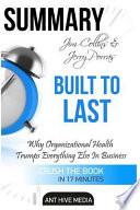 Jim Collins' Built to Last
