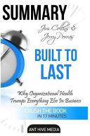 Jim Collins Built To Last PDF