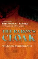 The Baron s Cloak