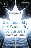 Sustainability and Scalability of Business